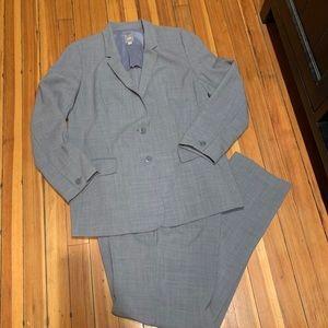 J Jill suit jacket size 14 pants size 12